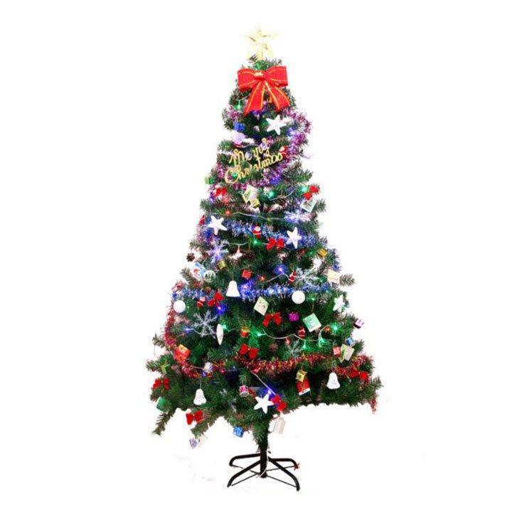 Cây thông NOEL 1.5m trang trí cho giáng sinh an lành