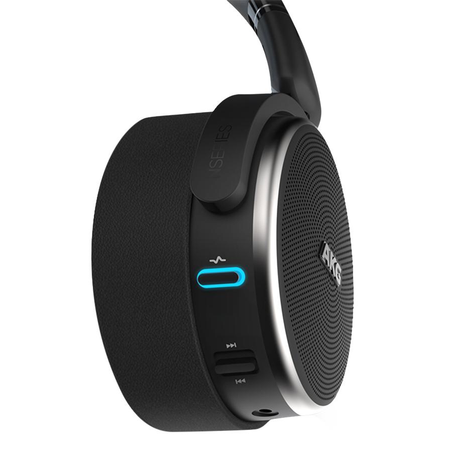 Tai Nghe Bluetooth Chống Ồn AKG N60NC - Hàng Chính Hãng