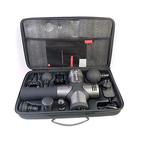 Máy massage gun cao cấp điều trị đau mỏi căng cơ Booster PRO 3 - 126W, 6 đầu