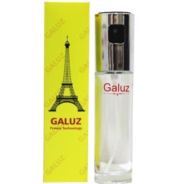 Bình xịt dầu thủy tinh tiện dụng Galuz