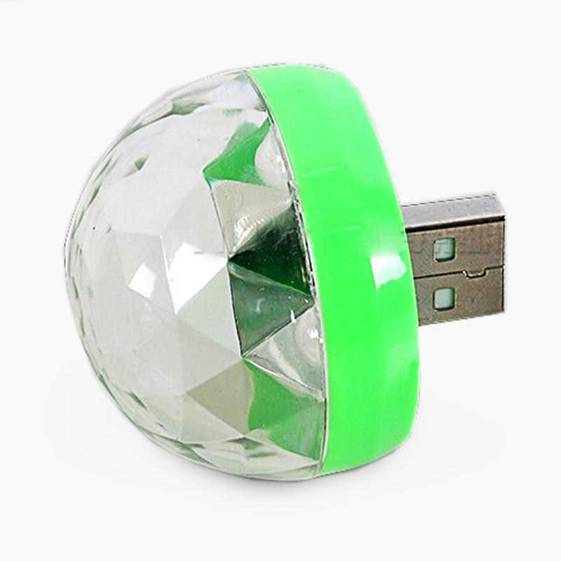 Đèn Led Vũ Trường Mini Cổng USB