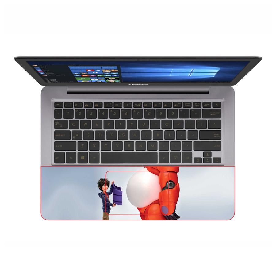 Miếng Dán Decal Laptop Hoạt Hình DCLTHH 027