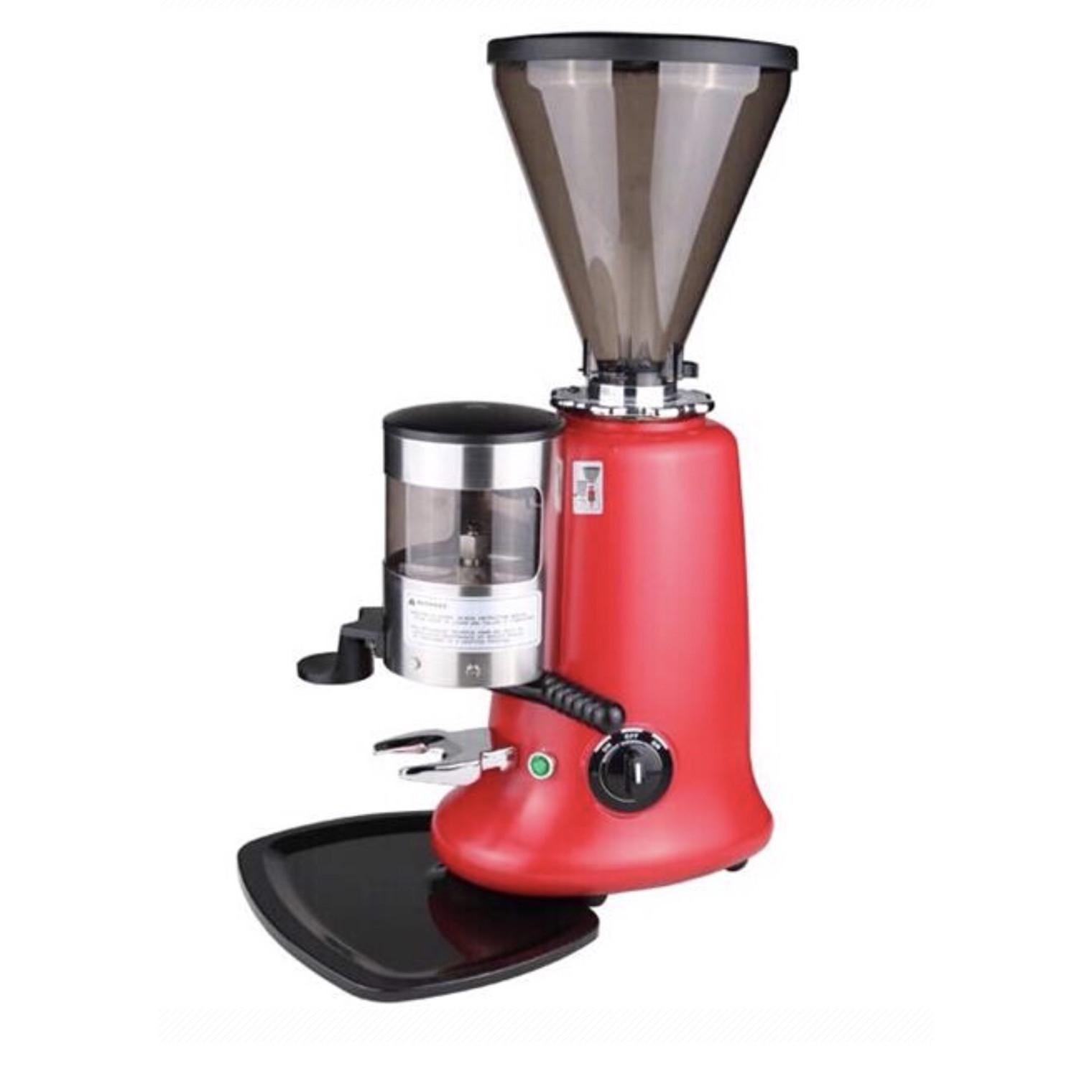 Máy xay cà phê SM F5- màu đỏ