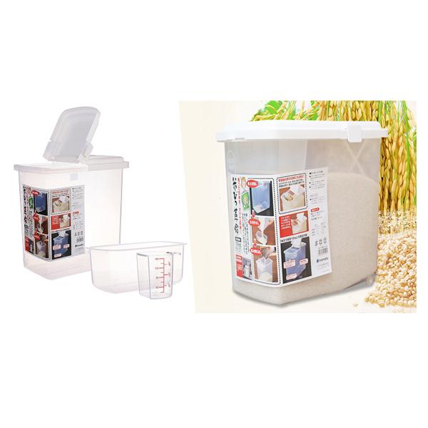 Thùng Đựng Gạo Thông Minh 10kg Nhật Bản