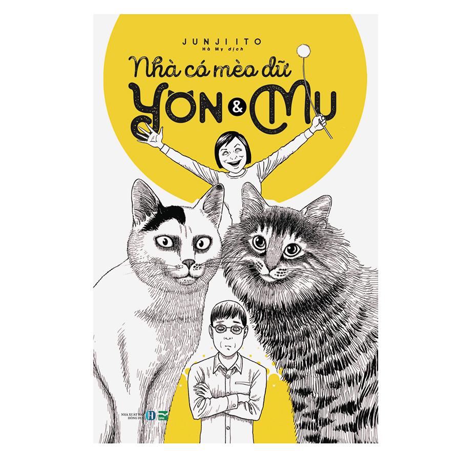 Nhà Có Mèo Dữ Yon & Mu