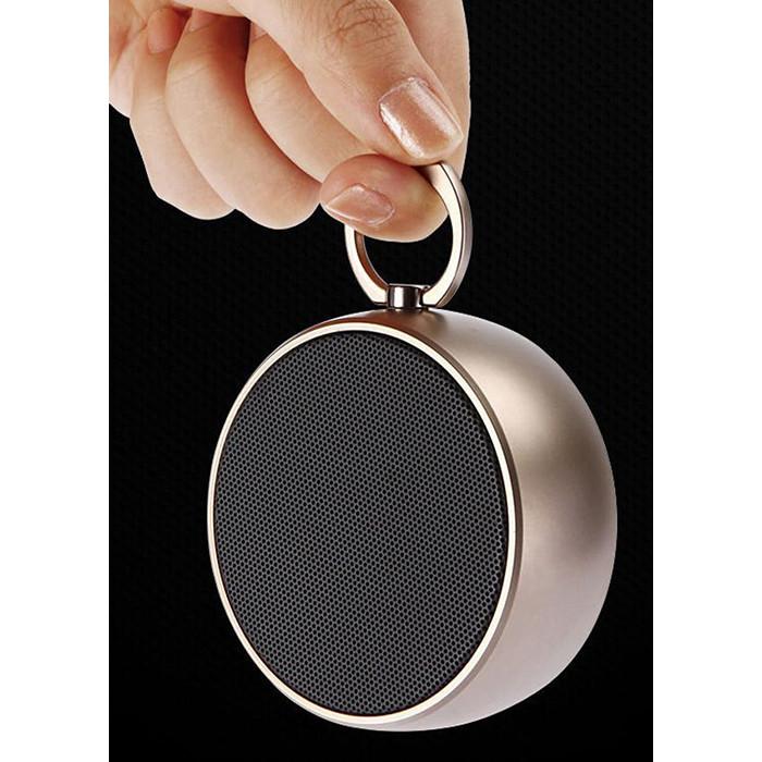 Loa Bluetooth Mini BS02 Có Móc Treo