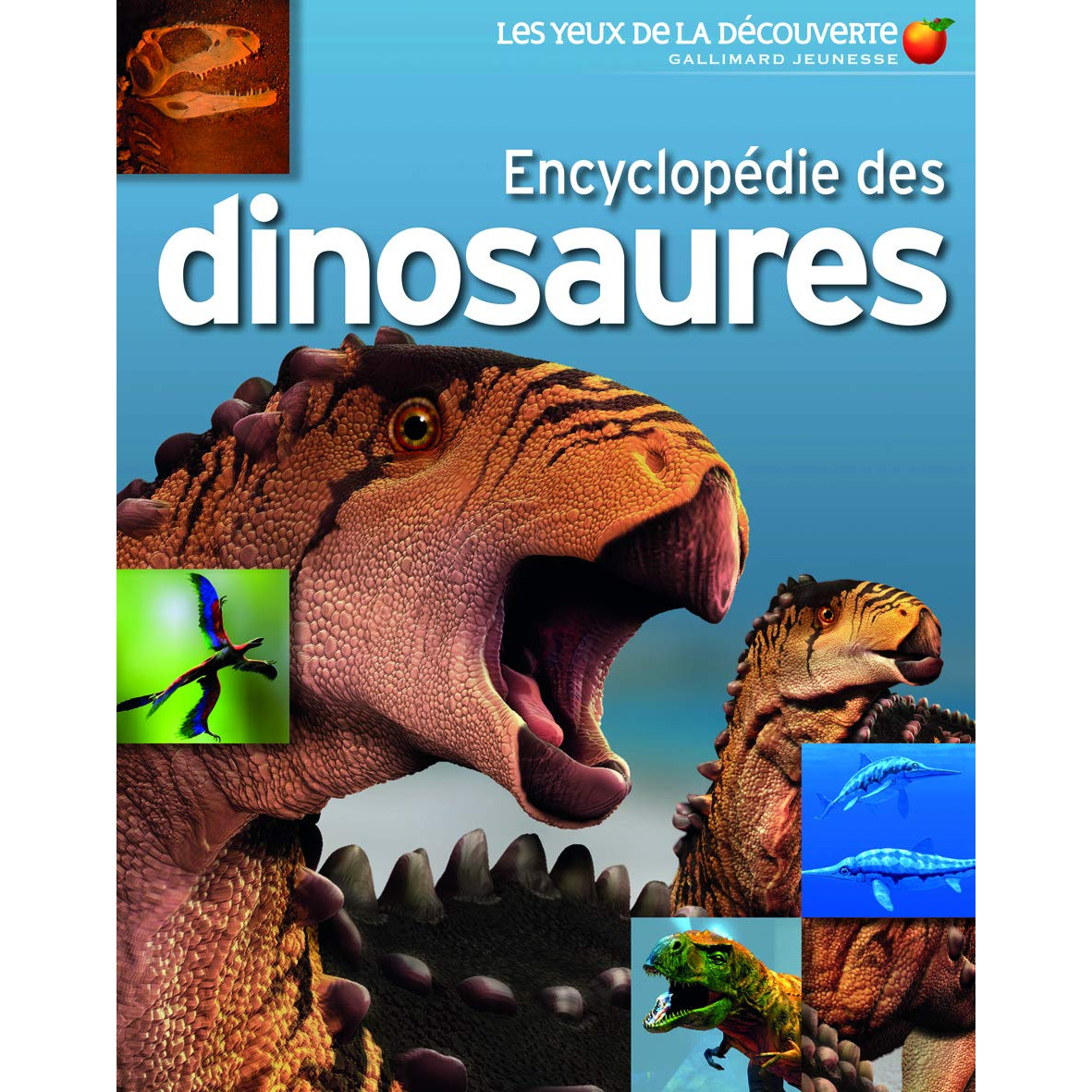 ENCYCLOPEDIE DES DINOSAURE