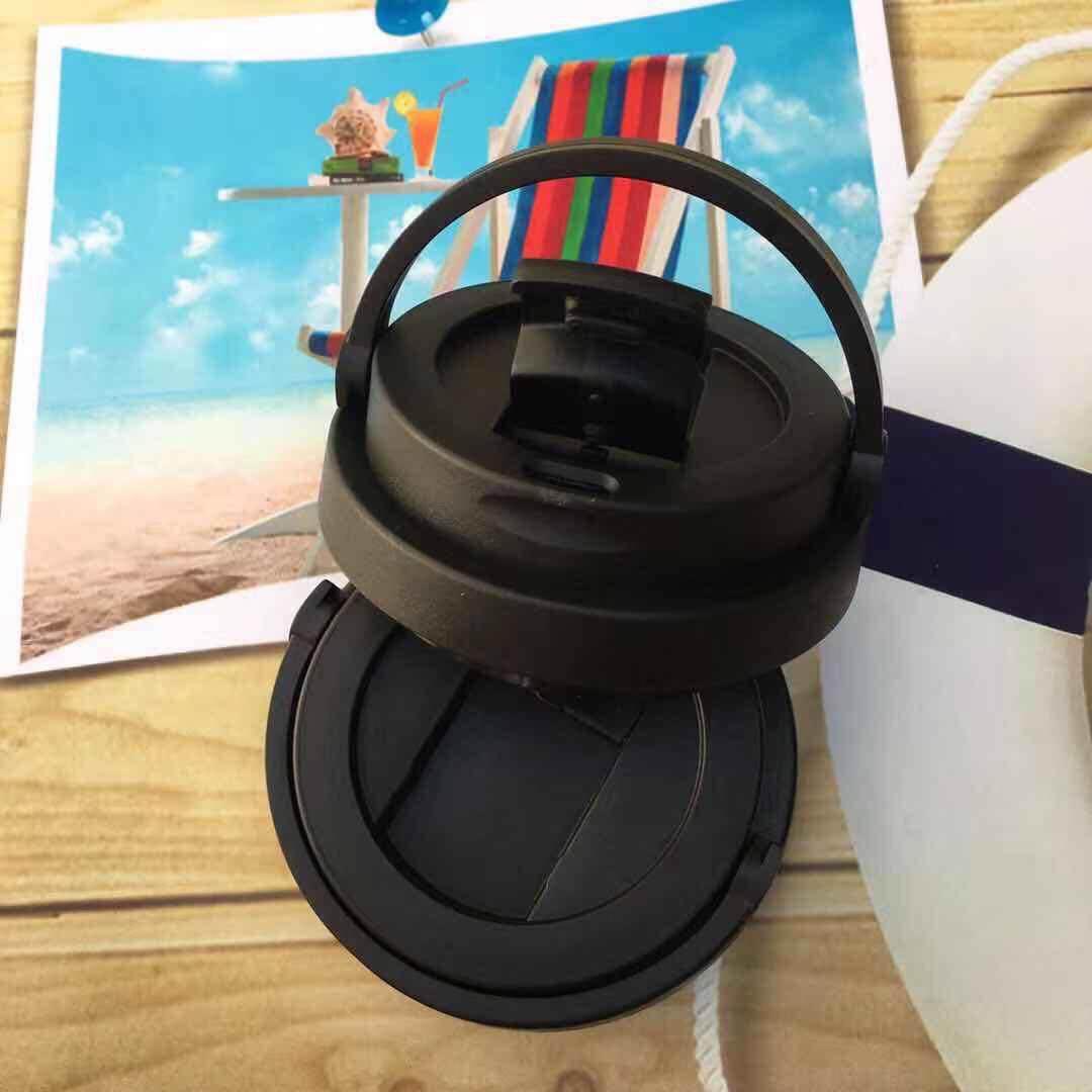 Ly cà phê giữ nhiệt 500ml ( màu đen )
