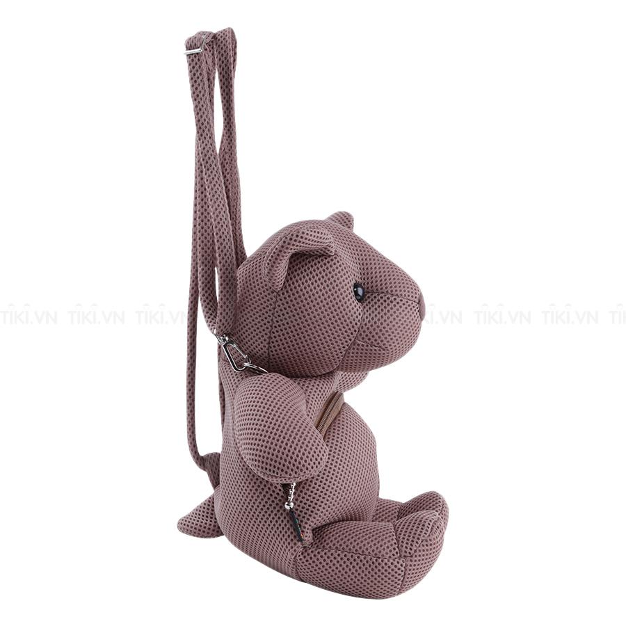 Bóp Đeo Vai Con Gấu U & Yaby - 061/1 (29cm ) - Nâu