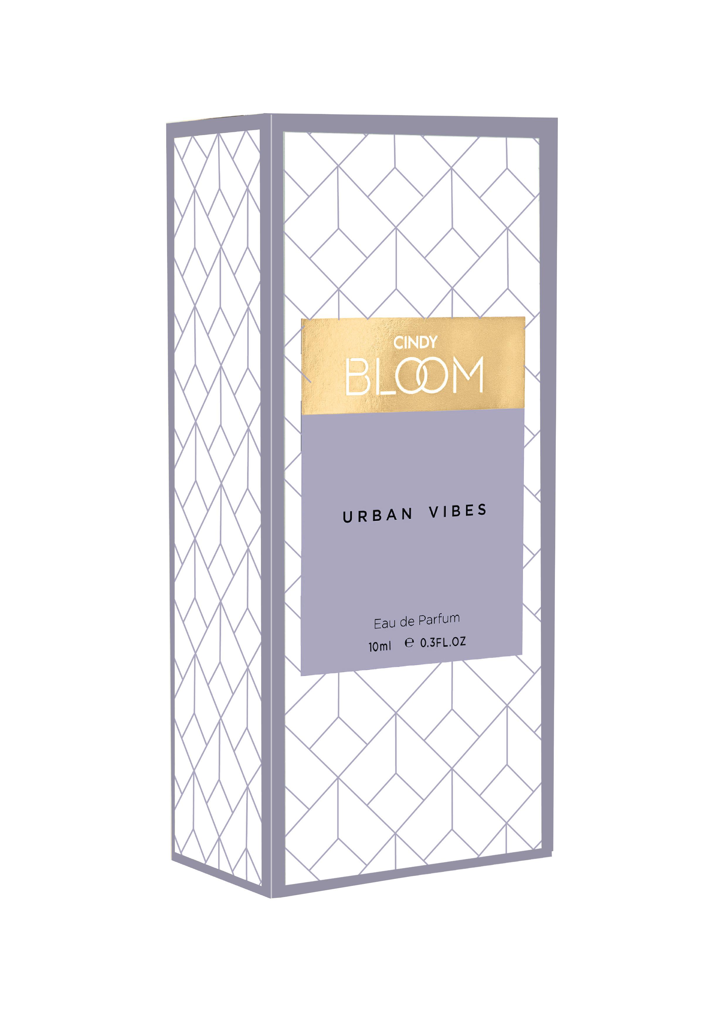 Nước hoa nữ Cindy Bloom Urban Vibes mùi hương tự tin cuốn hút 10ml chính hãng