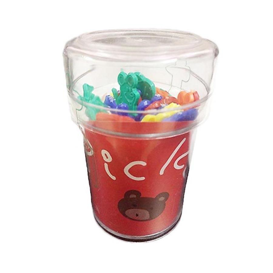 Bộ nĩa ăn trái cây hình thú nhựa cao cấp an toàn và tiện dụng - Hàng nội địa Nhật