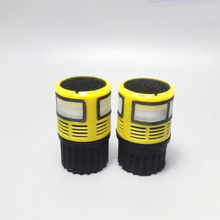 Củ Microphone Màu Vàng ( 1 Cặp )