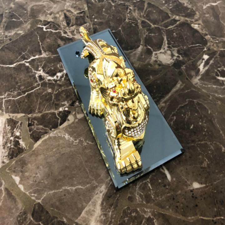 Tượng tỳ hưu kiêm nước hoa trang trí taplo ô tô A72523