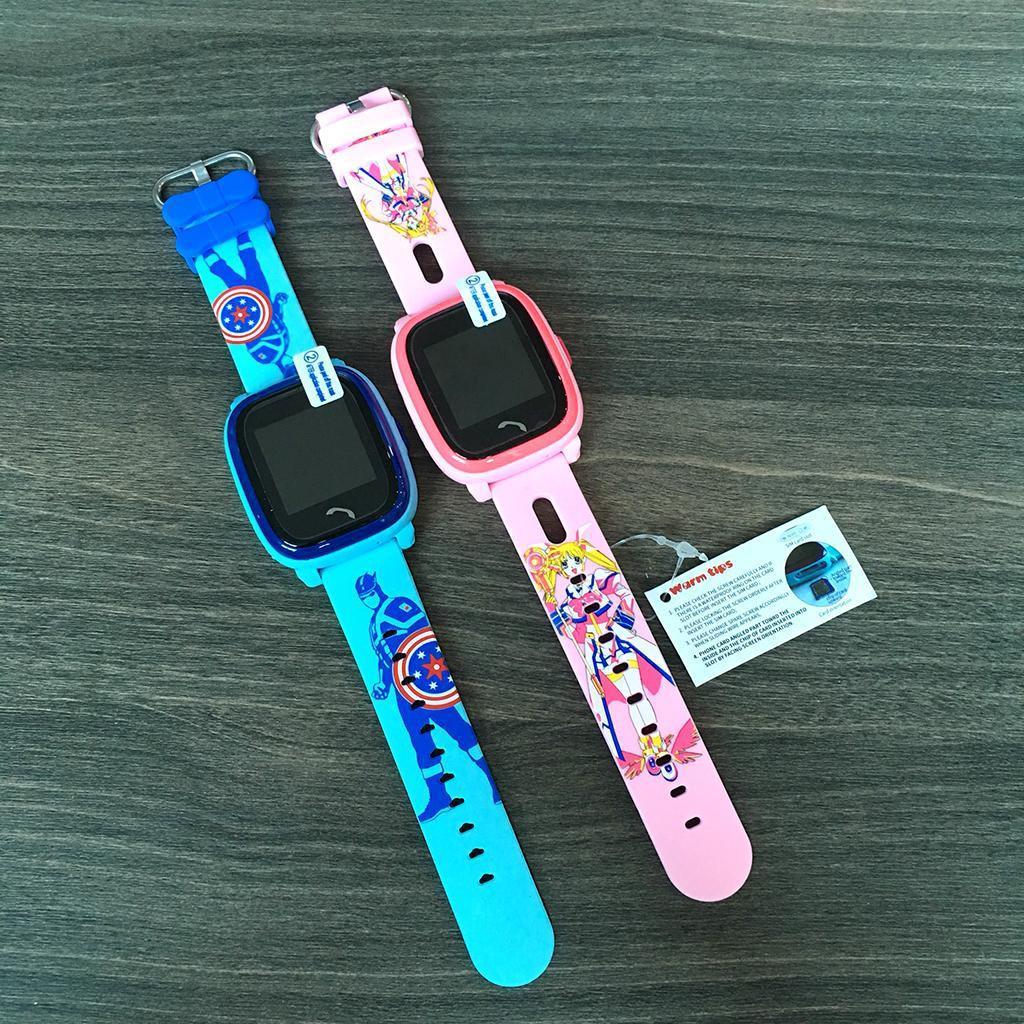 Đồng hồ định vị trẻ em chống nước DF25/Q90 Qùa tặng cho bé yêu -dc3221
