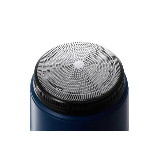 Máy Cạo Râu Panasonic ES534DP527 - Thiết kế dạng lỗ tối ưu khi cắt - Nhỏ gọn tiện lợi mang đi - Hàng Chính Hãng