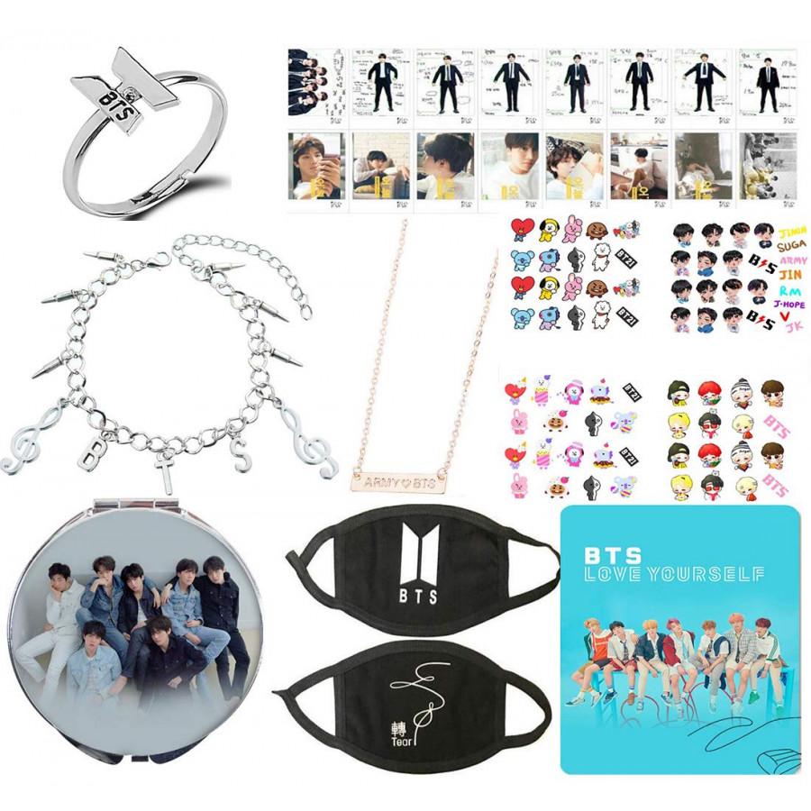 Combo quà tặng BTS 8 món gift special