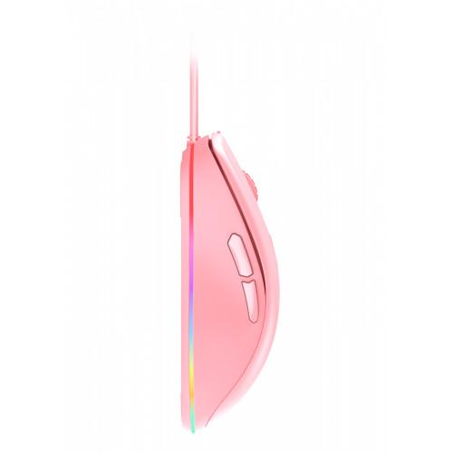 Chuột Gaming Dareu EM908 Queen Pink - Hàng Chính Hãng
