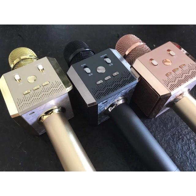 RS88 Míc hát micro karaoke Loa kèm micro 3 trong 1 kết nối Bluetooth - Míc hát micro karaoke