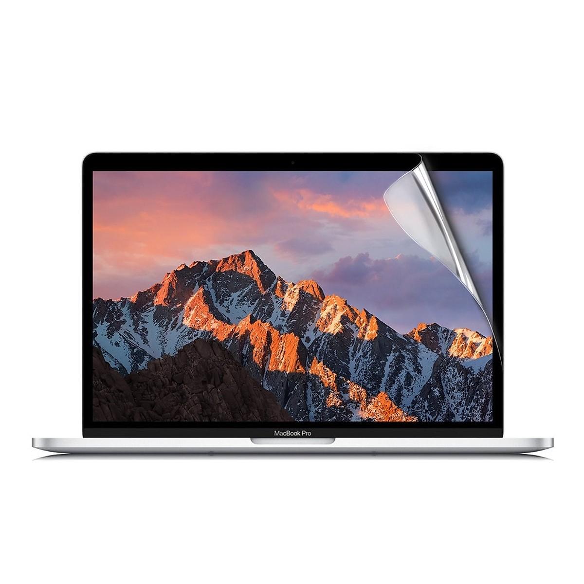 Bộ dán Full JRC 5in1 bảo vệ cho Macbook Pro 16'' 2019 (A2141) - Hàng nhập khẩu
