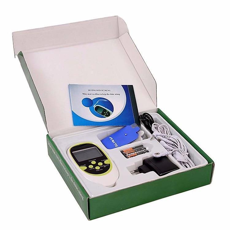 máy massage xung điện,Massage đa chức năng (8 miếng)