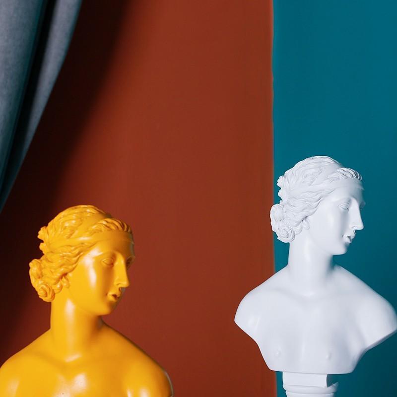 Tượng trang trí nữ thần Hy Lạp Venus 43 cm