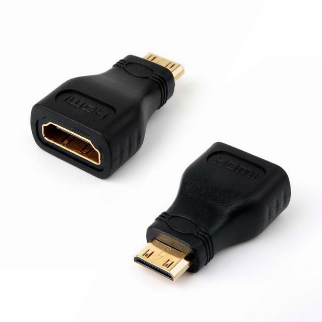 ĐẦU CHUYỂN MINI HDMI RA HDMI - HÀNG NHẬP KHẨU