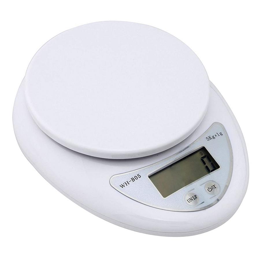 Cân Tiểu Ly 5 Kg Electronic Kitchen Scale