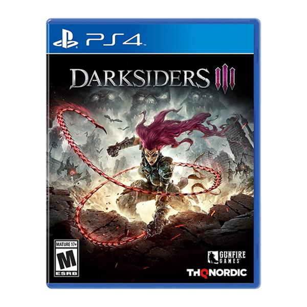 Đĩa Game Ps4: Dark Sider 3 - Hàng nhập khẩu