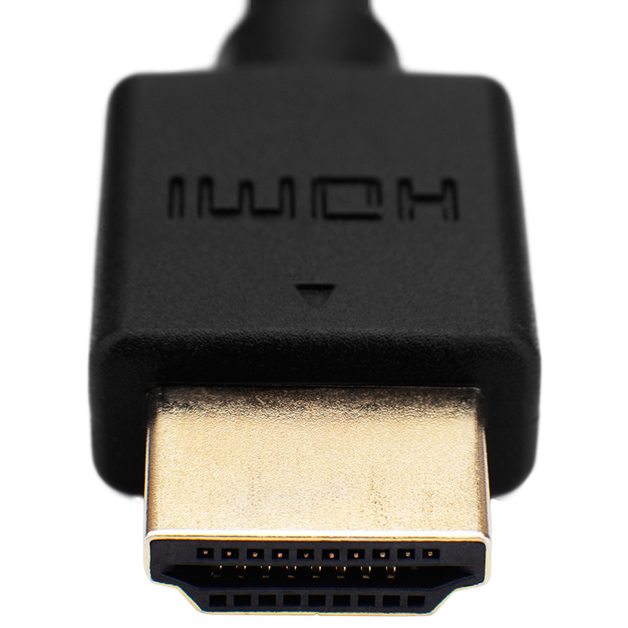 Dây Cáp HDMI 2.0 MECK (1m): 3D, 4K, ARC, Ethernet
