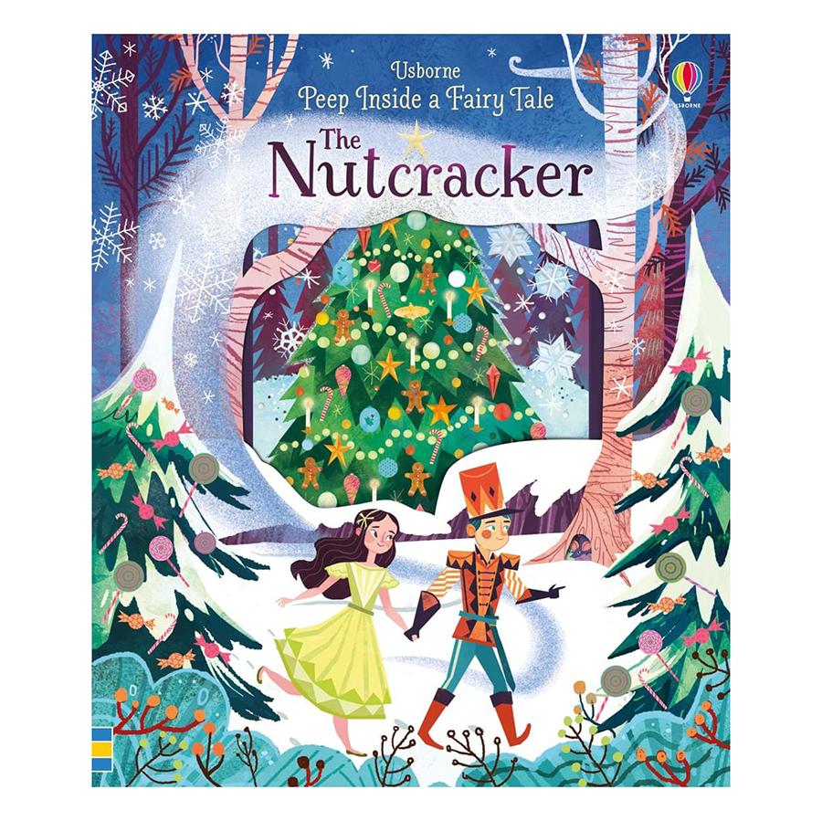 Usborne Peep Inside A Fairy Tale: The Nutcracker