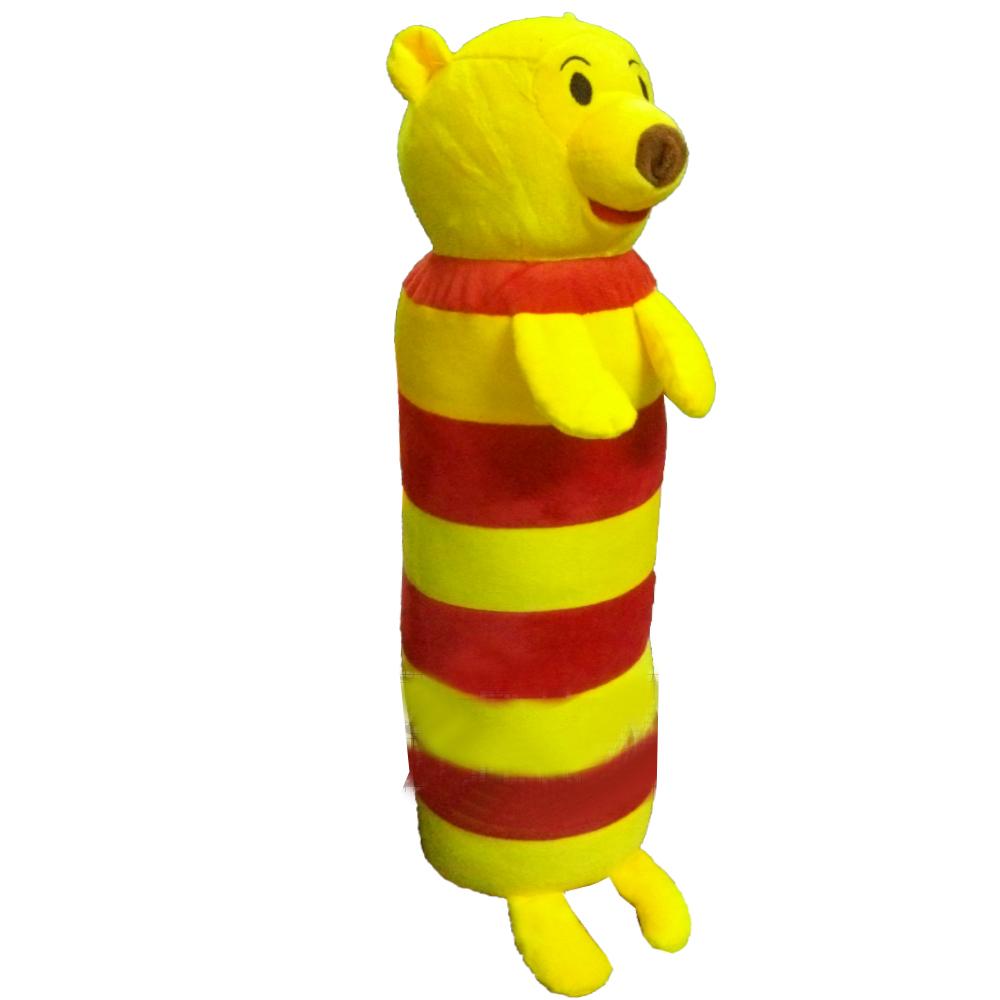 Gối Ôm Cao cấp Pooh Sọc 60cm Dành Cho Bé