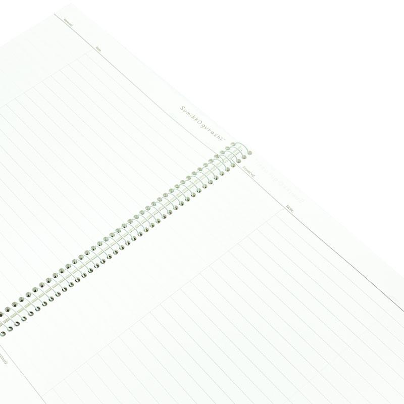 Sổ Spring Note Cornell Magic Sumikko Gurashi (4)