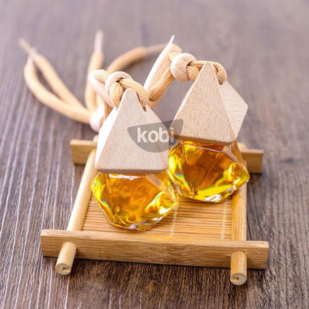 Tinh Dầu Oải Hương KOBI 30ml nguyên chất tặng kèm Vỏ lọ treo khuếch tán tinh dầu siêu tiện dụng