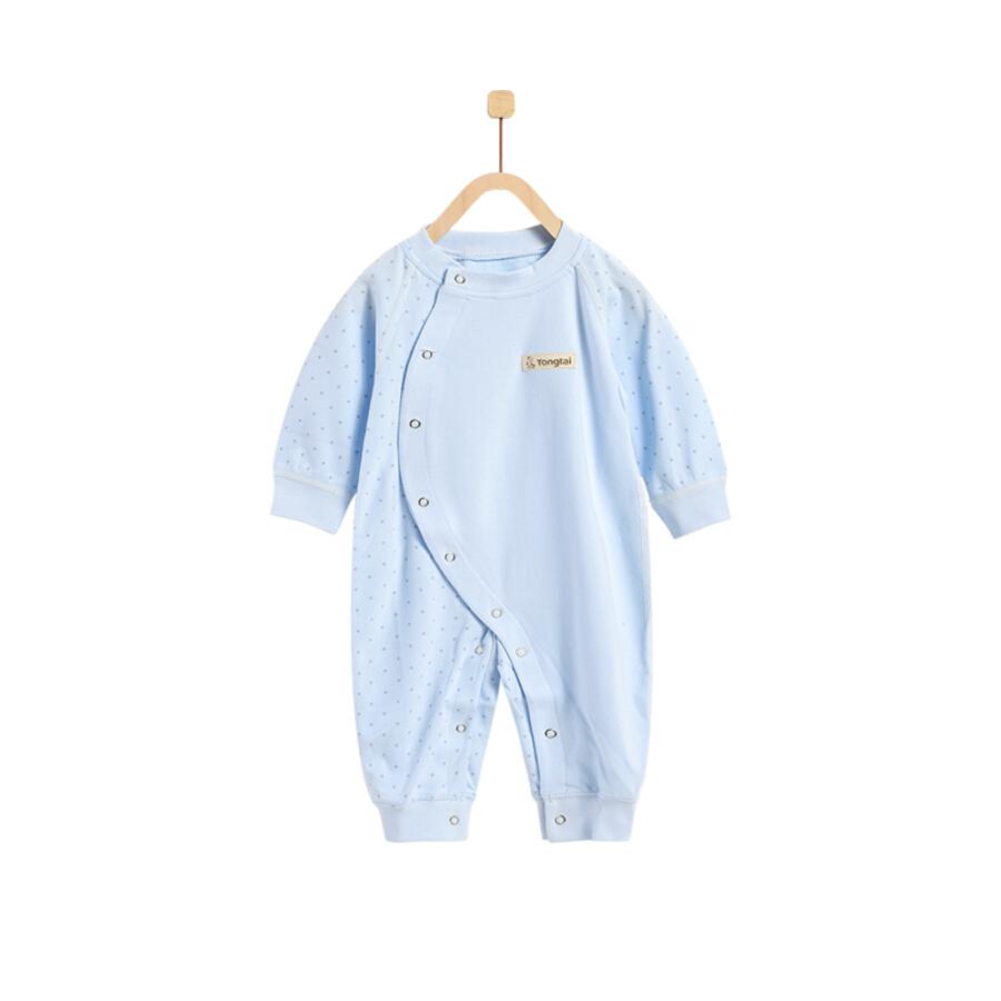 Tongtai newborn baby four seasons conjoined clothes TS81J153 blue 73 - 23146808 , 5920514644369 , 62_10465886 , 380000 , Tongtai-newborn-baby-four-seasons-conjoined-clothes-TS81J153-blue-73-62_10465886 , tiki.vn , Tongtai newborn baby four seasons conjoined clothes TS81J153 blue 73
