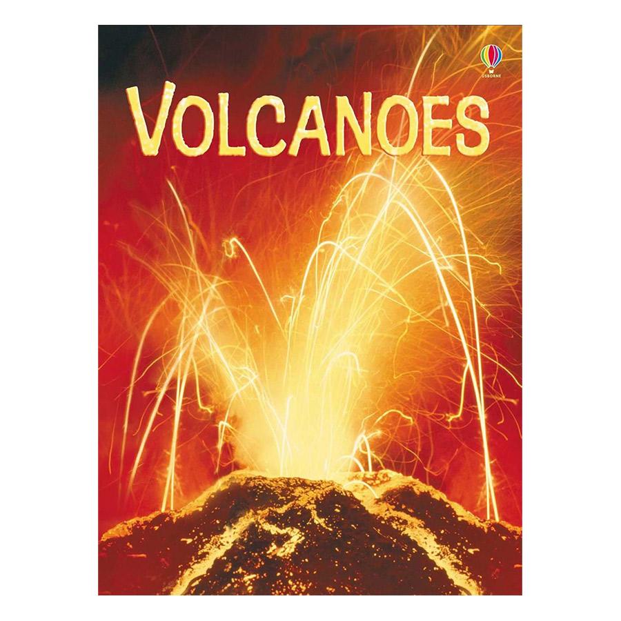 Usborne Volcanoes