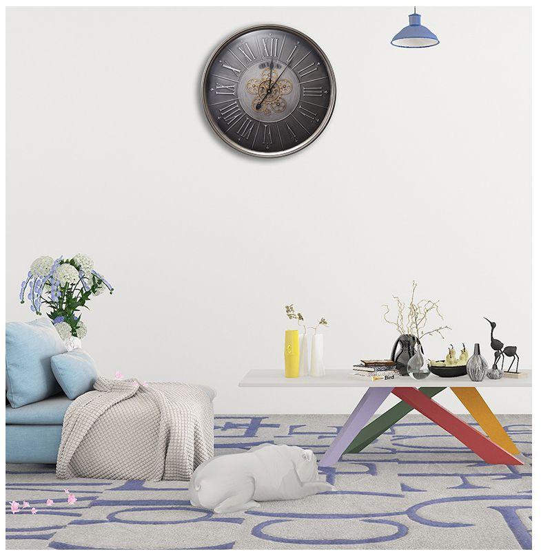 Đồng hồ treo tường thương hiệu BISA size 60cm GTCM1904