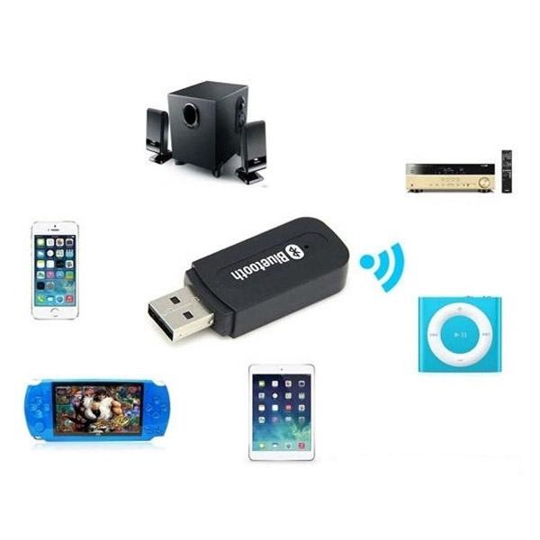 Usb Bluetooth Audio chuyển loa thường thành loa Bluetooth