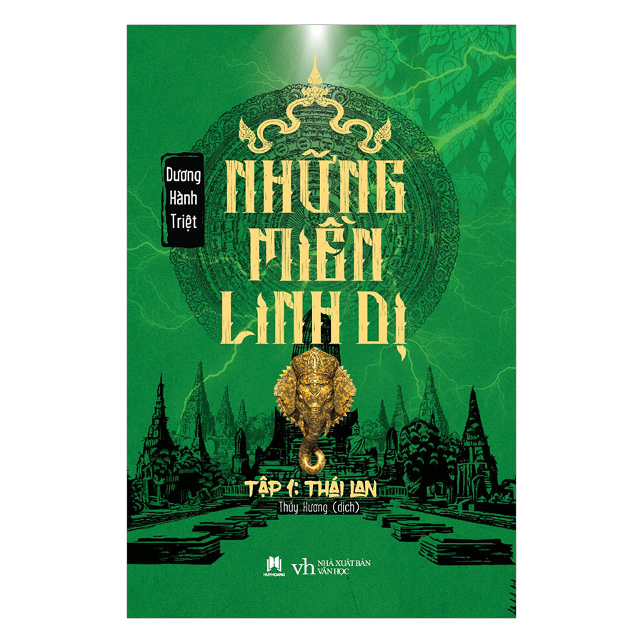 Những Miền Linh Dị - Tập 1: Thái Lan