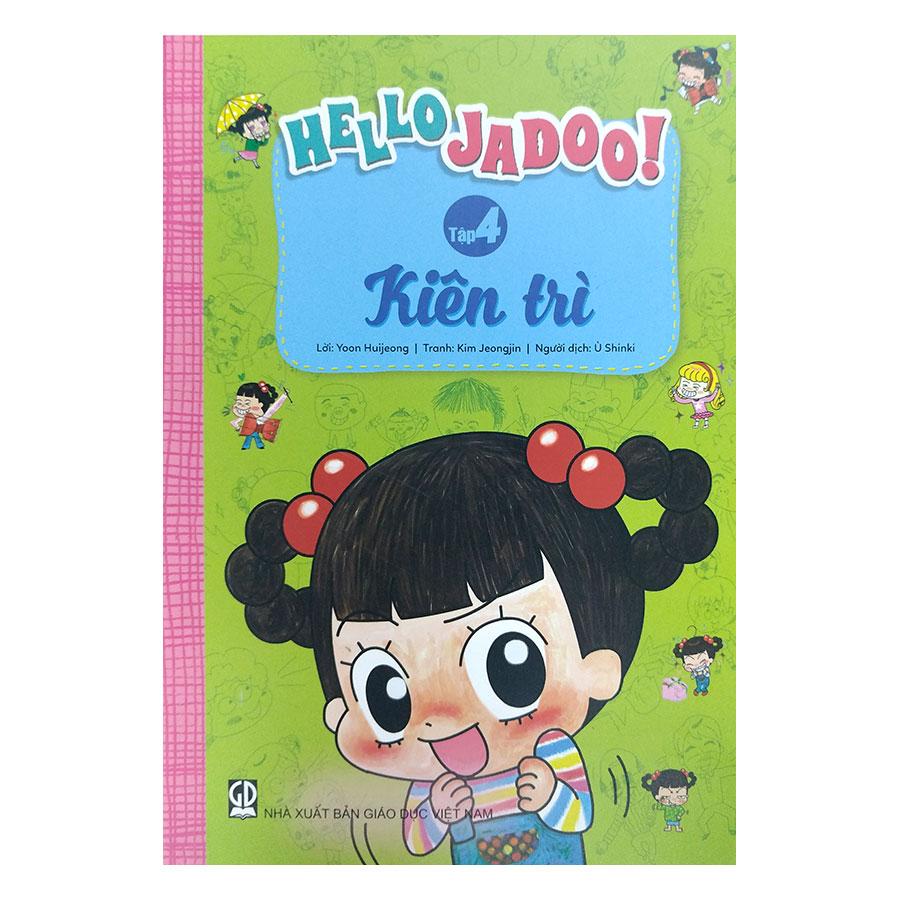 Hello Jadoo (Tập 4) - Kiên Trì
