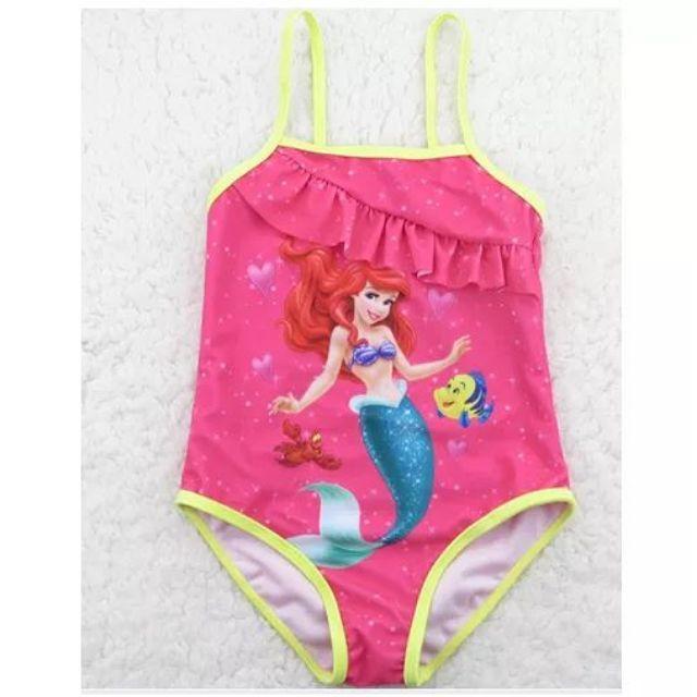 Bộ bơi liền bé gái 10 đến 17 kg