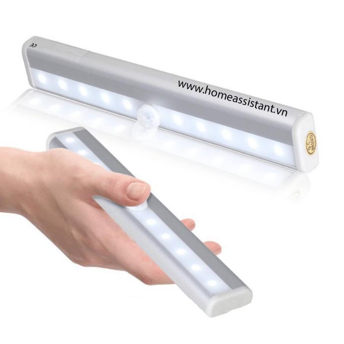 Đèn Cảm Ứng Hồng Ngoại Cho Tủ Quần Áo Dùng Pin DT02