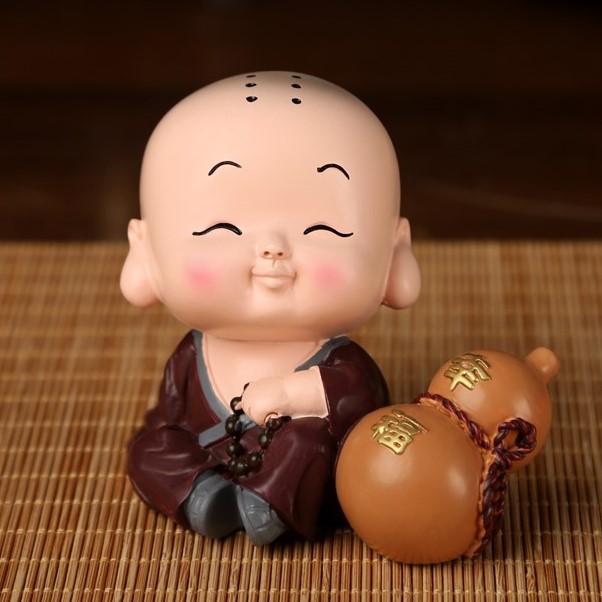 Tượng Chú Tiểu Bình An