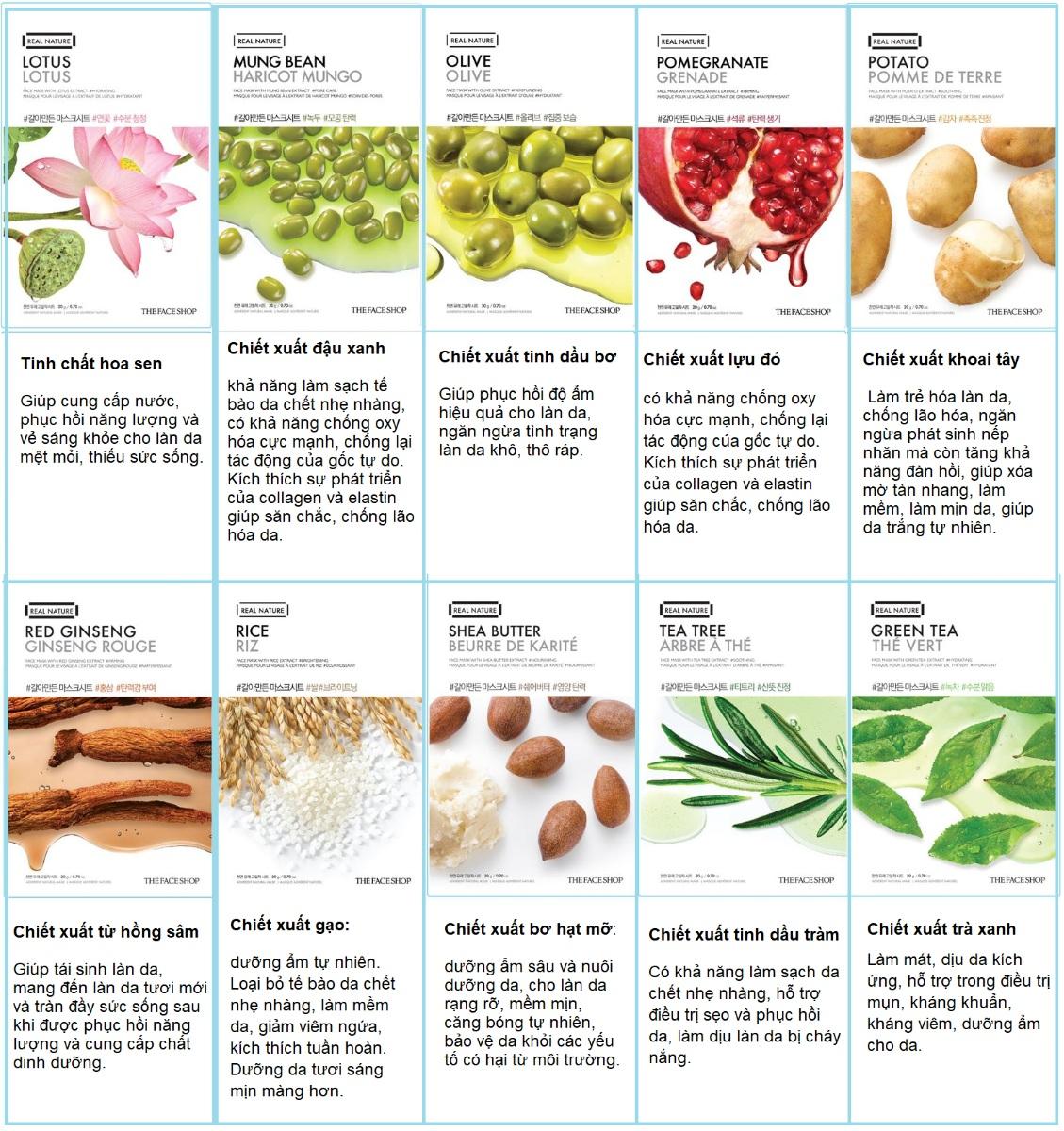 Serum dưỡng trắng da - mờ thâm nám Senka White Beauty 35g 15046 tặng Mặt nạ dưỡng da The Faceshop Real Nature (1 miếng)
