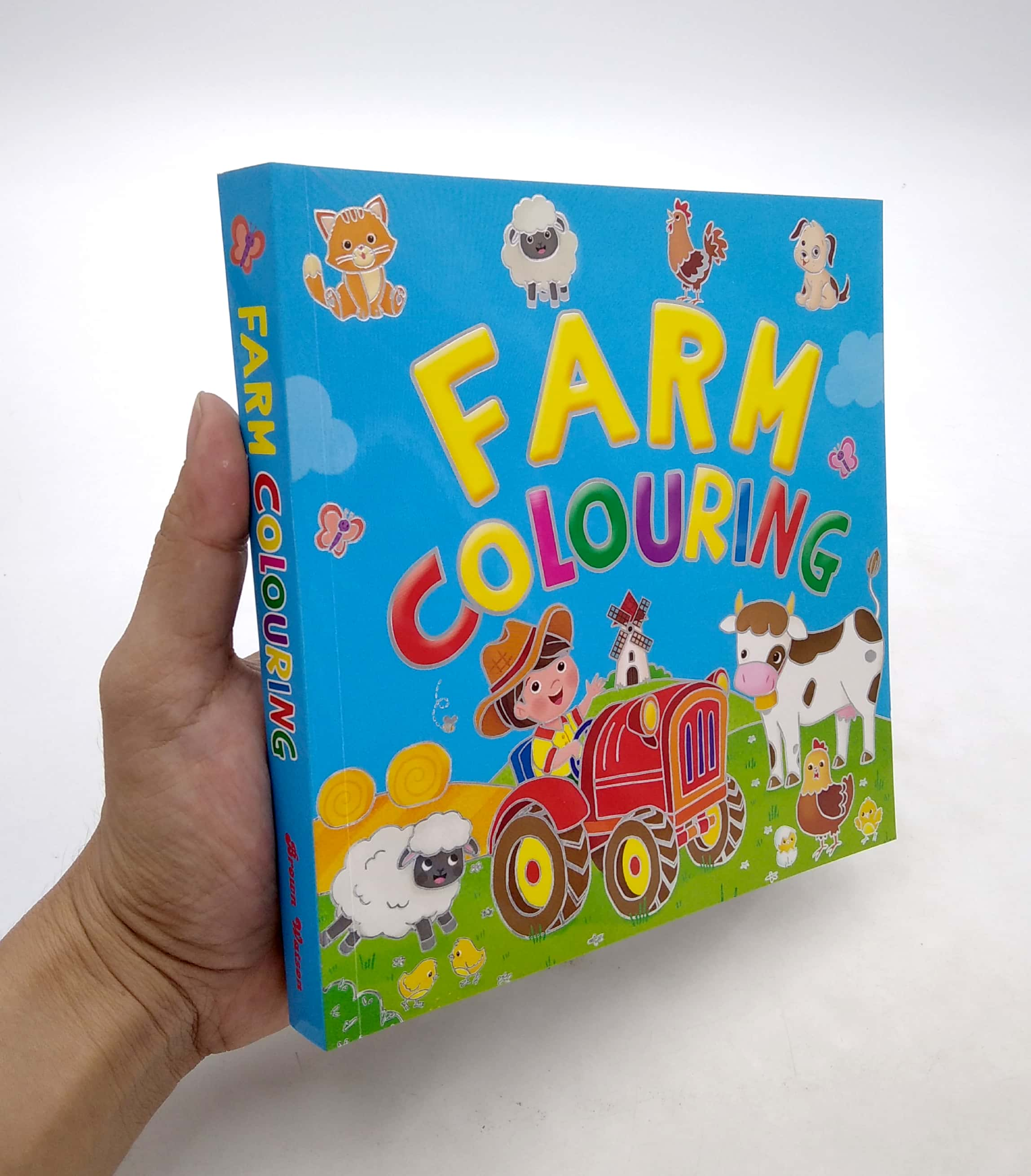 Farm Colouring