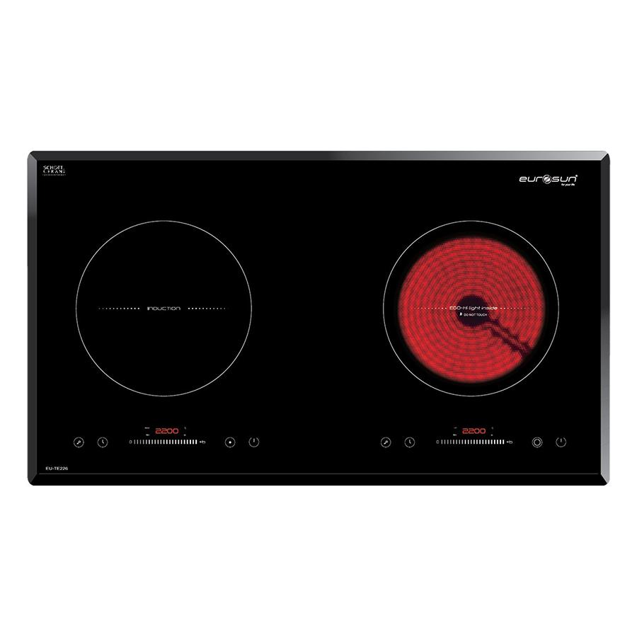 Bếp Điện Từ Eurosun EU-TE226 Plus - Hàng Chính Hãng