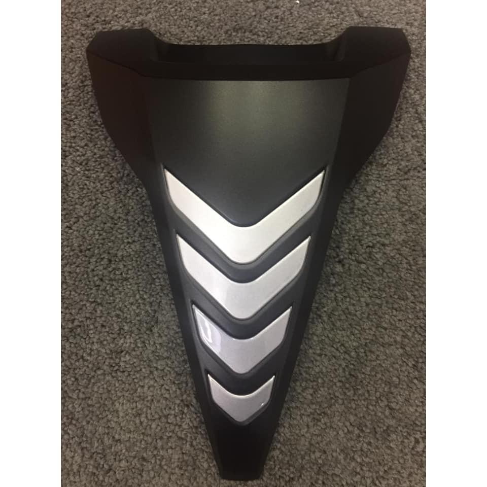 Mặt nạ dành cho xe máy VARIO 2018 (đen-sọc tráng)