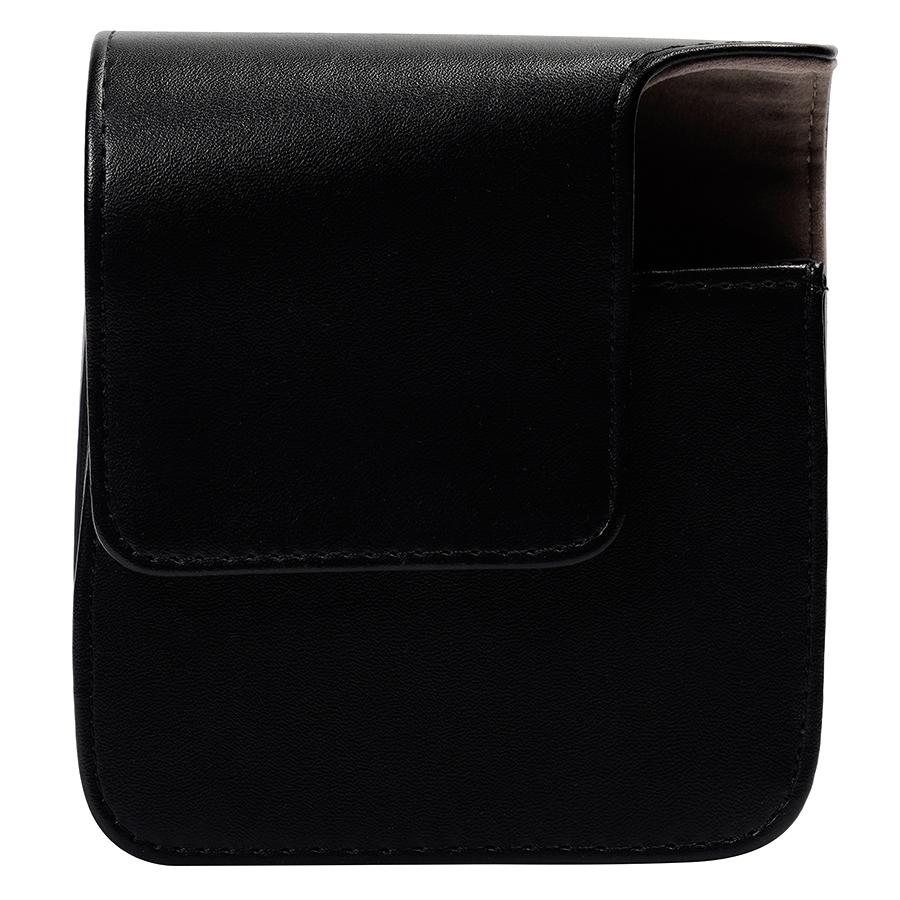Bao Da Bảo Vệ Máy Chụp Ảnh Lấy Liền Instax Mini 90 CASE901 – Black – Hàng Nhập Khẩu