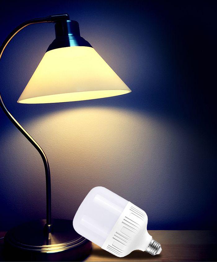 Bộ 20 bóng đèn led búp trụ 5w kín nước siêu bền