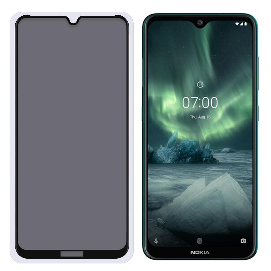 Kính cường lực Chống Nhìn Trộm 9H Dành Cho Nokia 7.2 Full Keo- Handtown- Hàng Chính Hãng