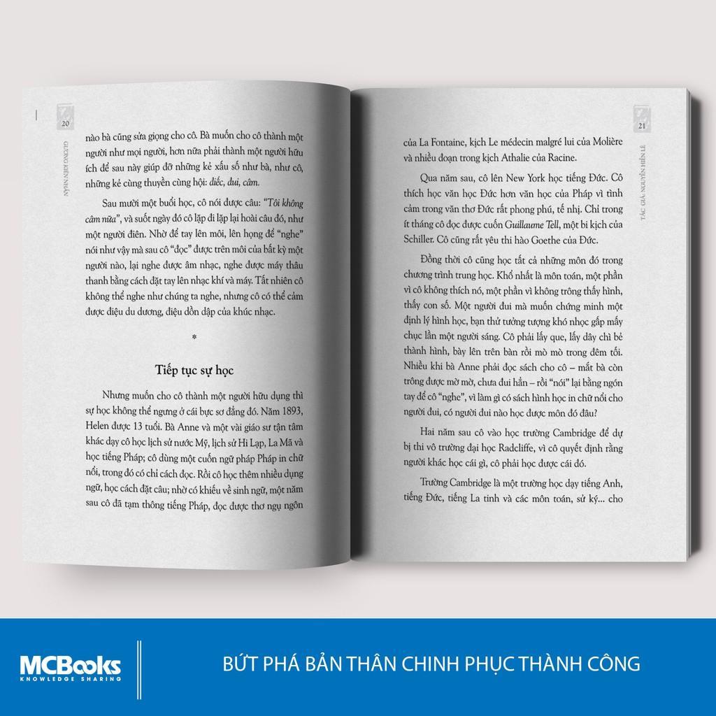 Sách - Gương Chiến Đấu - Những Bài Học Thành Công - BIZBooks